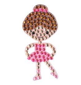 Sticker Beans Dancer
