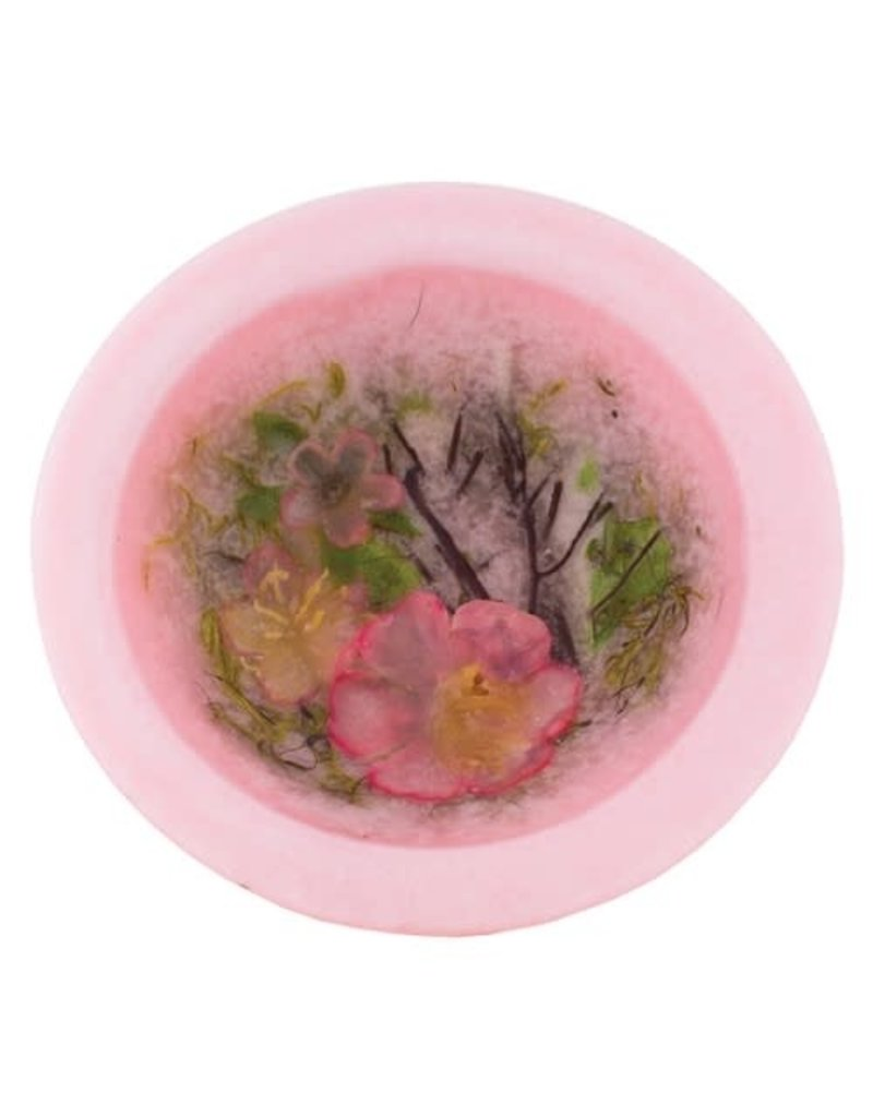 Habersham Candle Co. Wax Vessel, Cherry Blossom