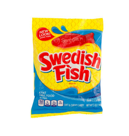 Nassau Candy Swedish Fish, Red