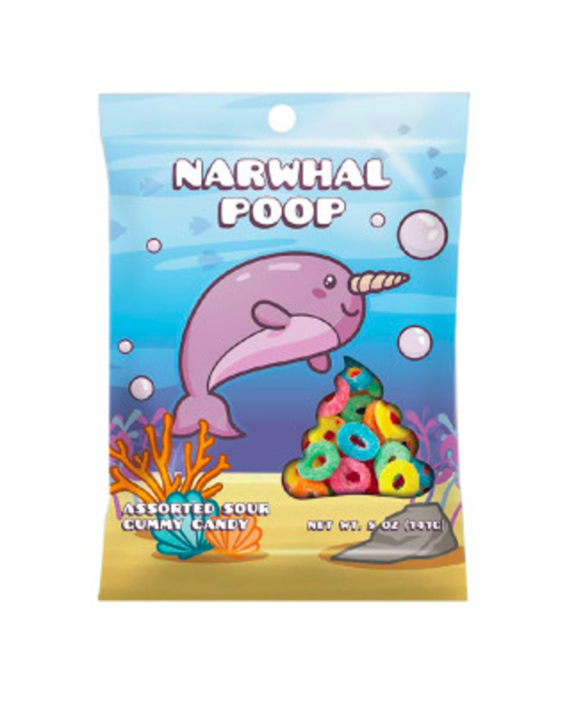 Nassau Candy Amusemints, Narwhal Poop