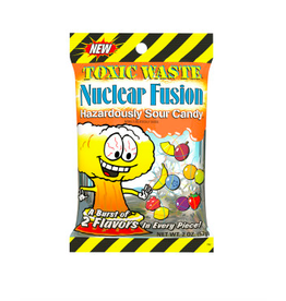 Nassau Candy Toxic Waste, Nuclear Fusion