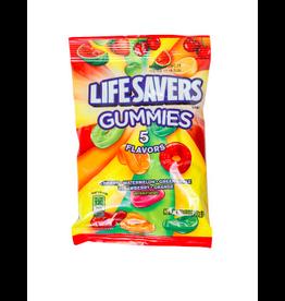 Nassau Candy Lifesaver Gummies, 5 Flavors