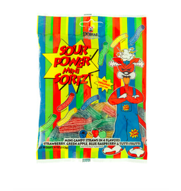 Nassau Candy Sour Power Mini Sortz Bag