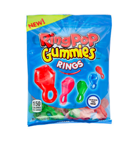 Nassau Candy Ring Pop Gummies