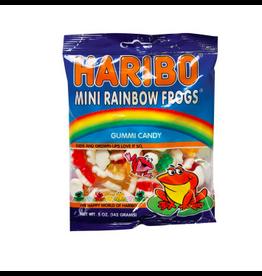 Nassau Candy Haribo Mini Rainbow Frogs
