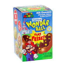 Nassau Candy Wonderball, Mario Plus Toy