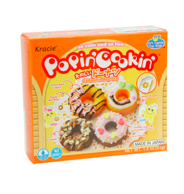 Nassau Candy Popin' Cookin' Kit-Tanoshii Donuts