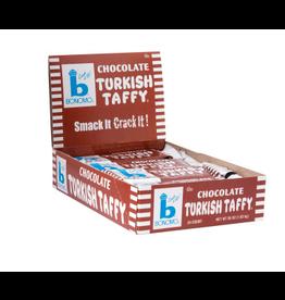 Nassau Candy Bonomo Turkish Taffy, Chocolate