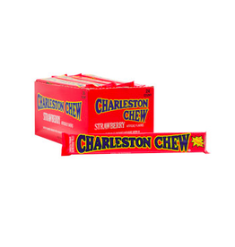 Nassau Candy Charleston Chew, Strawberry
