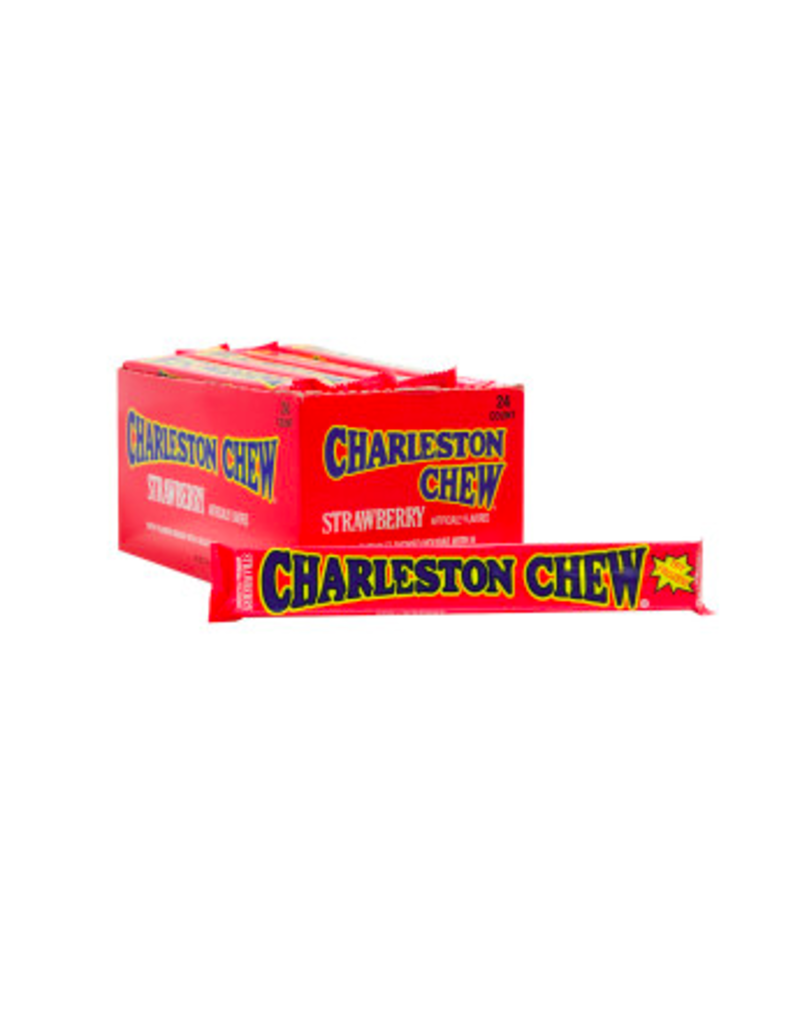 Nassau Candy Charleston Chew, Strawberry