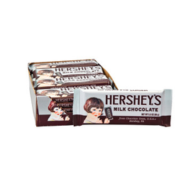 Nassau Candy Hershey Milk Chocolate, Nostag