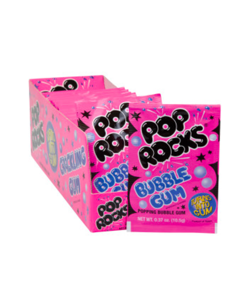 Nassau Candy Pop Rocks, Bubble Gum
