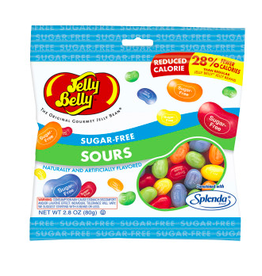 Nassau Candy Jelly Belly S/F Beananza Sours