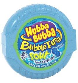 Nassau Candy Tape Gum, Sour Blue Raspberry