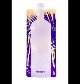 Wine2Go Foldable Wine Bottle- Palm