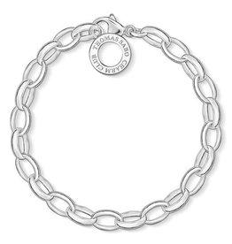 Thomas Sabo Starter Set Bracelet w/ Charm, Large Link, 20cm, Large