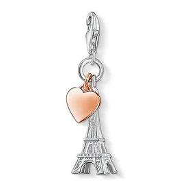Thomas Sabo Charm Eiffel Tower W/ gold