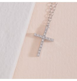 Ella Stein Believe Necklace, Sterling Silver