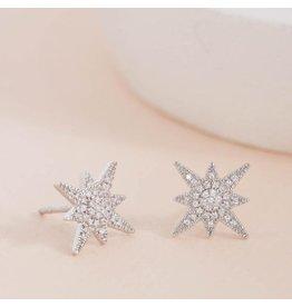 Ella Stein Stargazer Earring, Sterling Silver