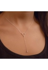 Ella Stein Call Dibs Necklace, Sterling Silver