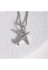 Ella Stein Seek Adventure Necklace, Sterling Silver