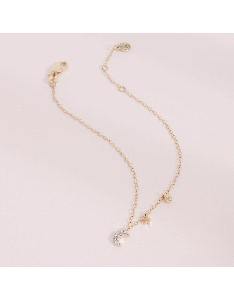 Ella Stein Certainly Celestial Bracelet, Gold