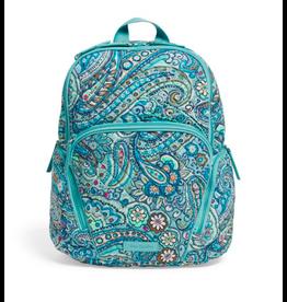 Vera Bradley Hadley Backpack Daisy Dot Paisley