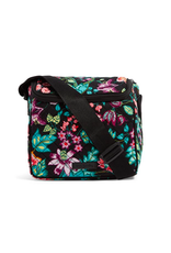 Vera Bradley Iconic Stay Cooler Vines Floral