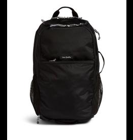 Vera Bradley Lighten Up Journey Backpack Black