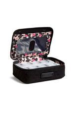 Vera Bradley Iconic Travel Pill Case Classic Black