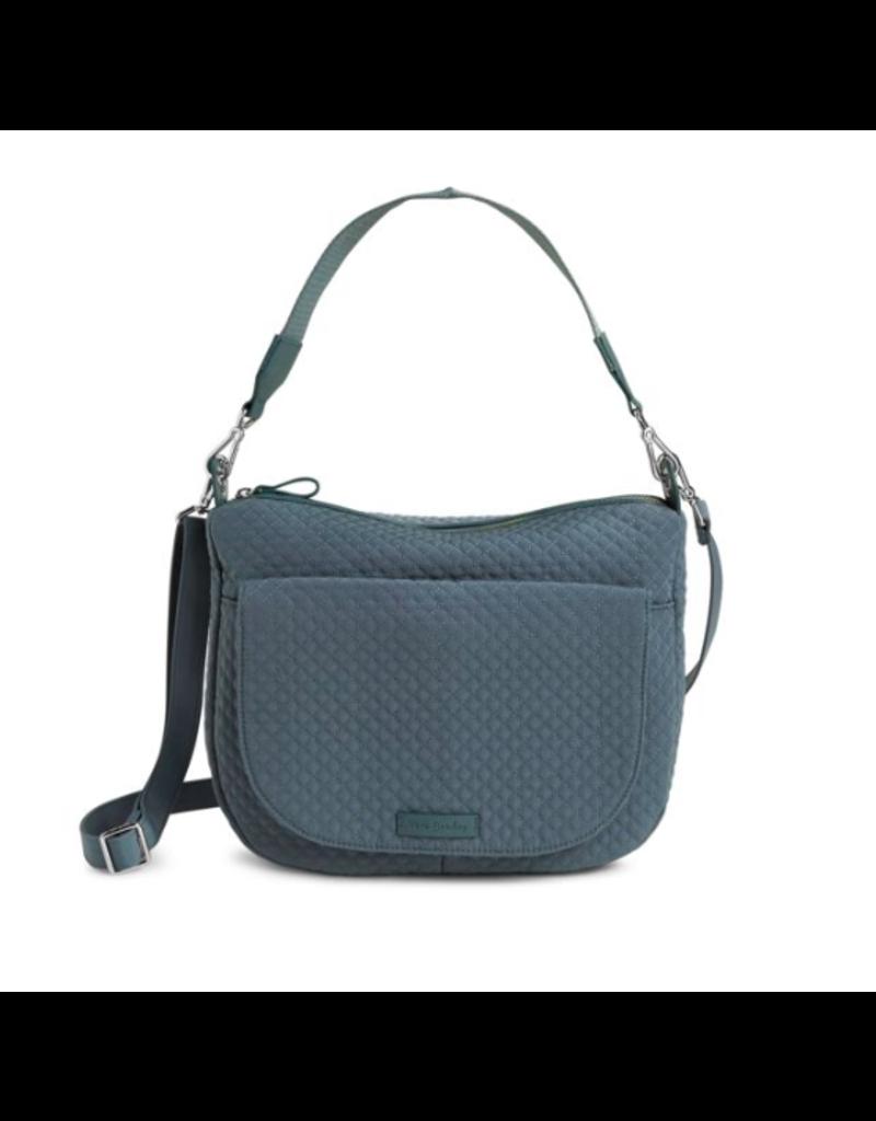 Vera Bradley Carson Shoulder Bag Charcoal