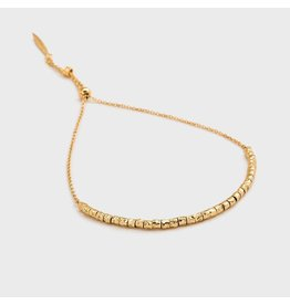 Gorjana Laguna Adjustable Bracelet, Gold