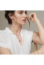 Gorjana Chloe Mini Necklace, Gold