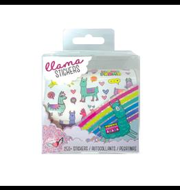Fashion Angels Enterprises Llama No Drama Sticker Roll Set