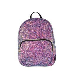 Fashion Angels Enterprises Chunky Glitter Mini Backpack - Midnight