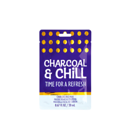 Fashion Angels Enterprises Face Mask-Charcoal & Chill