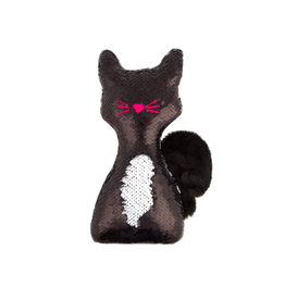 Fashion Angels Enterprises Magic Sequin Plush Tuxedo Kitty
