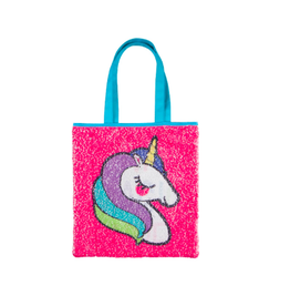 Fashion Angels Enterprises Magic Sequin Unicorn/Rainbow Reveal - Tote Bag