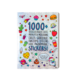 Fashion Angels Enterprises 1000+ Ridiculously Cute Stickers