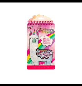 Fashion Angels Enterprises Llama Shaker Compact Portfolio