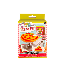 Fashion Angels Enterprises 100% Extra SM. Pizza Pie Mini Clay Set