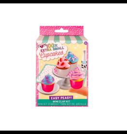 Fashion Angels Enterprises 100% Extra SM. Cupcakes Mini Clay