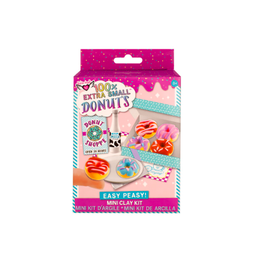 Fashion Angels Enterprises 100% Extra SM. Donuts Mini Clay Set