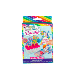 Fashion Angels Enterprises 100% Extra SM. Candy Mini Clay Kit