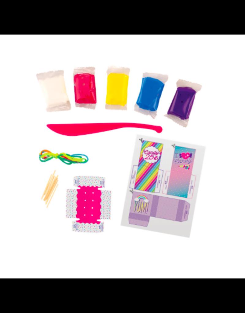 Fashion Angels Enterprises 100% Extra SM. Candy Mini Clay Kit