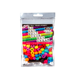 Fashion Angels Enterprises Tell your Story Bead Bag-Rainbow Pony