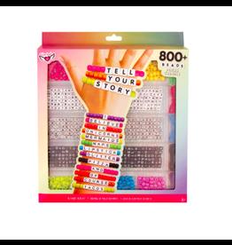 Fashion Angels Enterprises Tell Your Story Alphabet Bead Case- Large