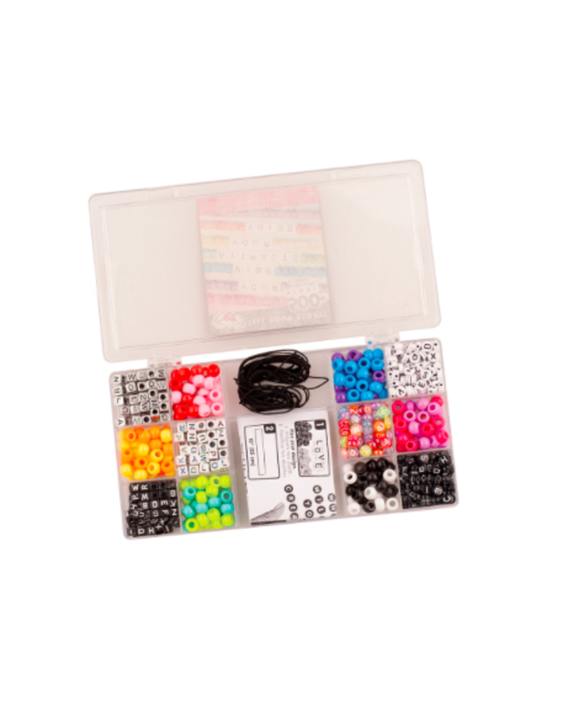 Fashion Angels Enterprises Tell Your Story Alphabet Bead Case - SM