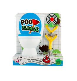 Fashion Angels Enterprises Poo Plunge Slingshot Game
