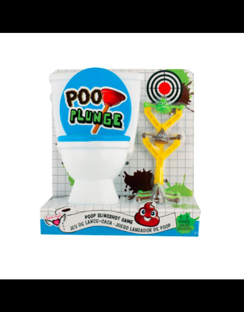 Fashion Angels Enterprises Poo Plunge Slingshot Game